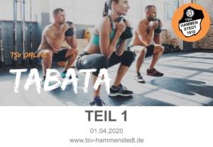 TSV-Online Tabata 1